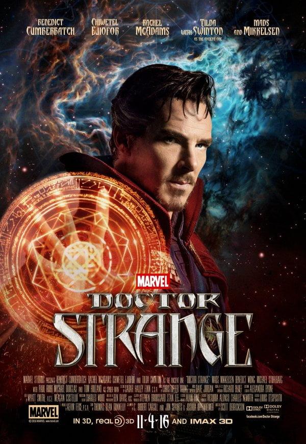 Doctor Strange Türkçe Altyazılı izle
