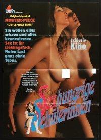 Fantasy in Blue Erotik Film izle