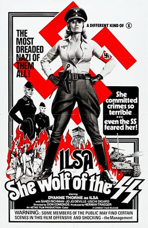 Ilsa: She Wolf of the SS +18 izle