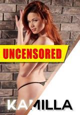Kamilla Seksi Top Modelden Canlı Fotograflar izle
