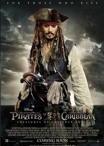 Karayip Korsanları 5: Salazar'ın İntikamı Türkçe Dublaj izle