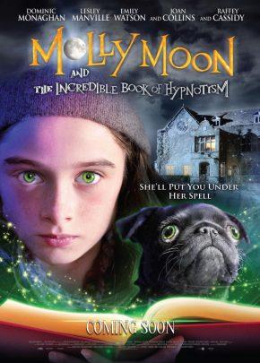Molly Moon ve Sihirli Kitap Türkçe Dublaj izle