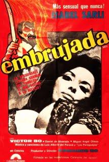 Embrujada (1969) Erotik film izle