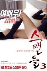 Scandal III erotik film izle