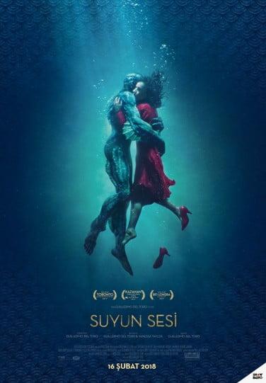 Suyun Sesi – The Shape of Water izle