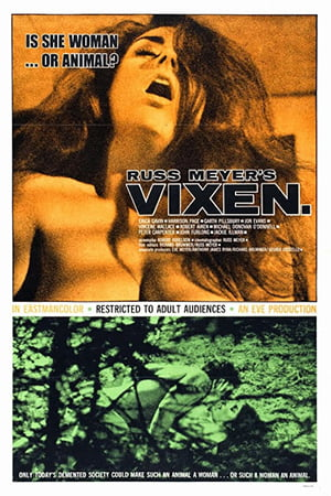 Marepa Vixen / Cadaloz Erotik Film izle