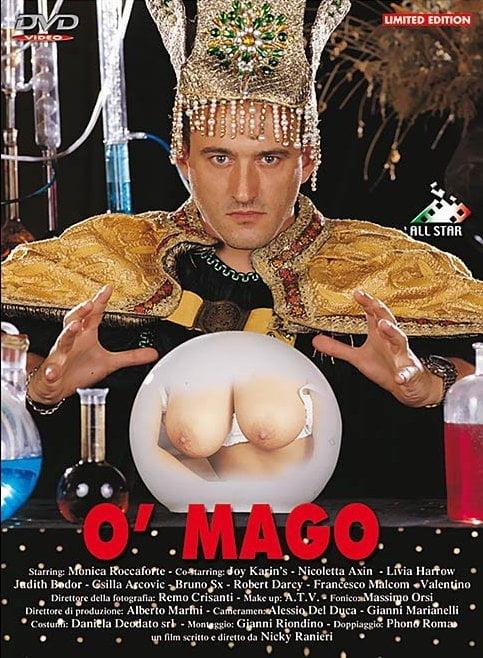 Mario Salieri – El Mago (1998) Erotik Film izle